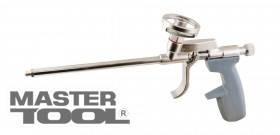 MasterTool  Пистолет для монтажной пены 290 мм, металлический баллоноприемник, Арт.: 81-8671