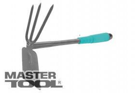 """MasterTool  Тяпка """"Нептун"""" с пластиковой ручкой 310 мм, Арт.: 14-6181"""