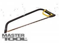 MasterTool Пила лучковая 610 мм 4TPI с эргономичной ручкой, Арт.: 14-6906