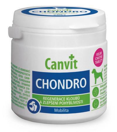 Хондропротектор Canvit Chondro для собак 100 табл.