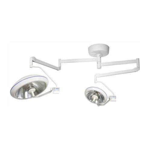 Лампа операционная галогенная PAX-F 700/500 подвесная (2 купола)