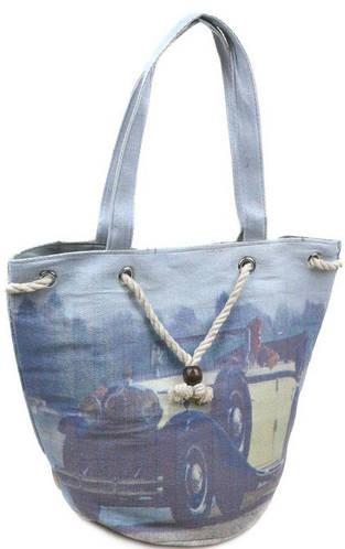 Модная пляжная сумка Podium PC 7812-1 dark-brown, тёмно-коричневый