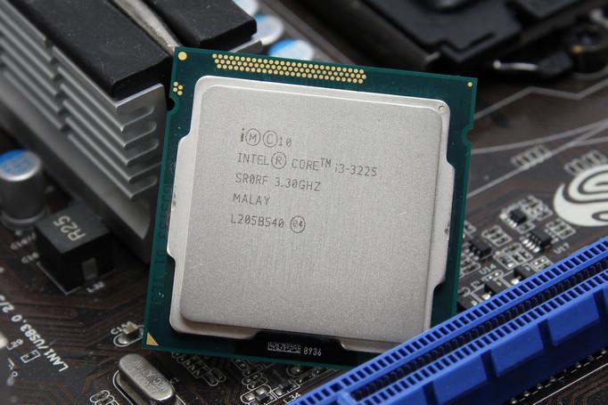 """Процессор Intel Core i3 3225 3.3GHz  Б\У """"Over-Stock"""""""