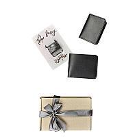 Подарочный набор BlankNote Нью-Йорк (BN-set-access-4), кожа