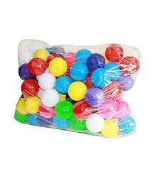 Набор шаров для сухого бассейна, 0264