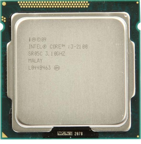 """Процессор Intel Core i3 3225 3.1GHz Б\У """"Over-Stock"""""""