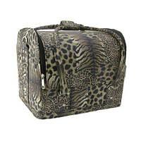 Кейс для мастера леопардовый