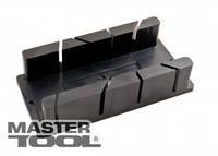 MasterTool Стусло пластиковое 185*50 мм облегченное, Арт.: 14-3821