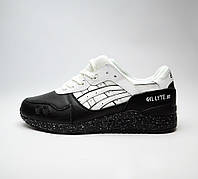 Asics Gel Lyte III Black Leather