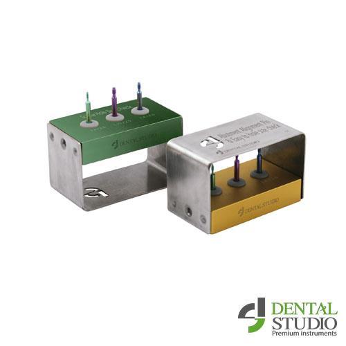 Набор для определения размера внутренней резьбы имплантата Abutment Alignment Pin Kit Dental Studio