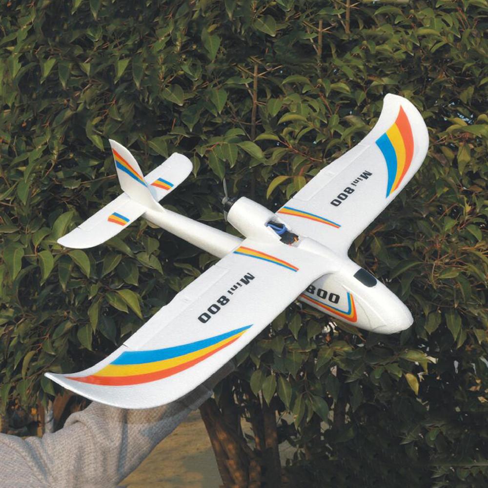 Mini Surfer 800 800 мм Размах крыльев EPP Самолет Планер RC Самолет PNP - 1TopShop