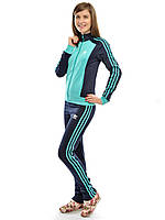 Женский спортивый костюм (эластик)