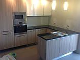 Кухонные столешницы из черного гранита, фото 3