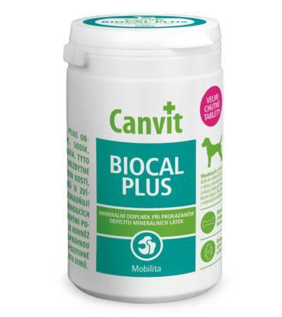 Кальций для собак Canvit Biocal Plus 500 табл.
