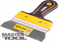 MasterTool  Шпатель AL-PROFI,  200* 35 мм, TPR ручка, Арт.: 19-5220