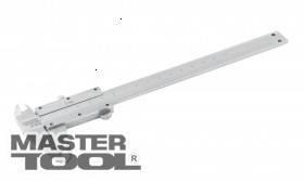 MasterTool  Штангенциркуль механический 150 мм шаг 0,02 в ПВХ чехле, Арт.: 30-0615