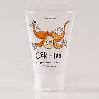 Маска для волос с коллагеном и керамидами ELIZAVECCA Milky Piggy Collagen Ceramide Coating Protein Treatment - 100 мл