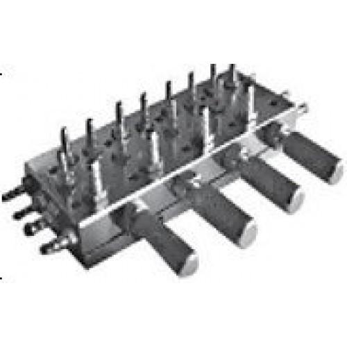 Распределительный клапан на 4 инструмента А193-1 Anya