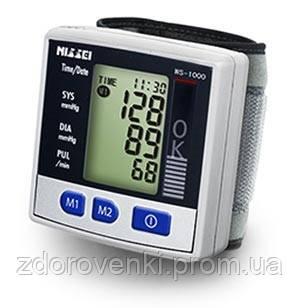 Автоматический тонометр  WS-1000 Nissei  Япония - Магазин медтехники и товаров для здоровья «Здоровенькі були» в Киеве