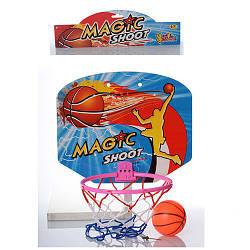 Баскетбольное кольцо, мяч, M2652