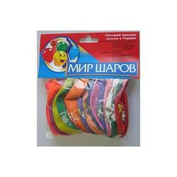 Воздушные шарики «День рождения» 20шт., 254