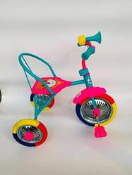 Велосипед трехколесный TILLY TRIKE, 6 цветов, T-317