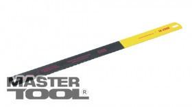 "MasterTool  Полотно по металлу/дереву 2-стороннее, 25 мм, 24*1"" / 8*1"", 6шт Ram D, Арт.: 14-2908"