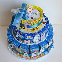 Новинка! Оригинальный торт для ребенка.