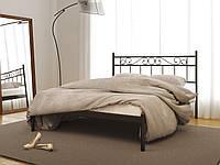 Кровать металлическая Эсмеральда
