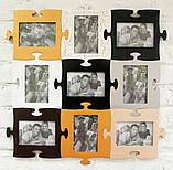 Фоторамка-пазл Ампир цвета, фото 2