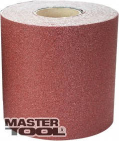 MasterTool  Шкурка шлифовальная на тканевой основе Р 36 200 мм*50 м, Арт.: 08-2703