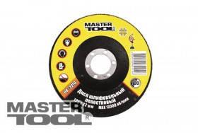 MasterTool  Диск шлифовальный лепестковый зерно  40 125*22 мм, Арт.: 08-2204
