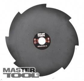"""MasterTool  Диск для триммера 10""""  8Т*25,4, Арт.: 19-1910"""