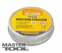MasterTool  Смазка графитная 100 г, полиэтилен, Арт.: 42-0141