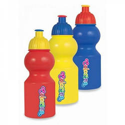 Бутылка для воды, поилка 350 мл., COLORINO, 42369PTR