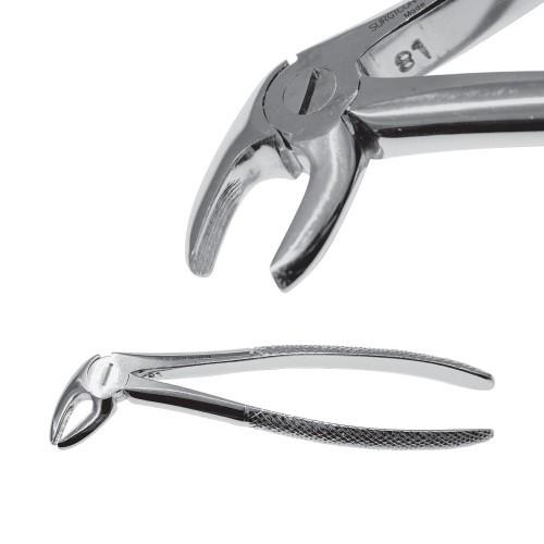 Экстракционные щипцы для удаления резцов и клыков и клыков нижней челюсти, SD-0203-04 Surgicon