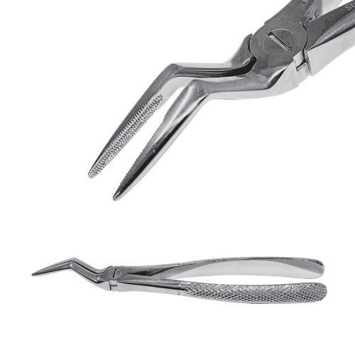 Экстракционные щипцы с узкими губками для удаления верхних корней, SD-0503-151 Surgicon