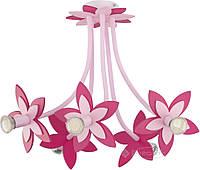 Люстра Nowodvorski Flowers pink V (6896)