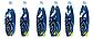 SUP доска Gladiator PRO9.6, 9'6'' x 30'', 26psi, 2020, фото 6