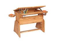 Детская парта мольберт растишка стол трансформер Абсолют Школярик С-470-1