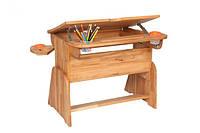 Детская парта мольберт растишка стол трансформер Абсолют Школярик С-490-1
