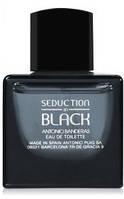 Antonio Banderas Seduction in Black EDT 50ml Eau de Toilette