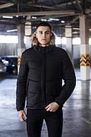 """Куртка мужская (зимняя) Winter Jacket """"Levyy bereg"""" черная"""