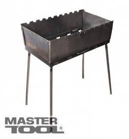 MasterTool  Мангал складной на 10 шампуров, Арт.: 92-0004