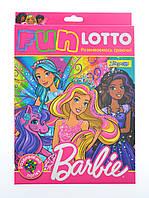"""Ігровий набір """"Funny loto"""" """"Barbie"""""""