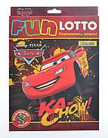 """Ігровий набір """"Funny loto"""" """"Cars bigfoot"""""""