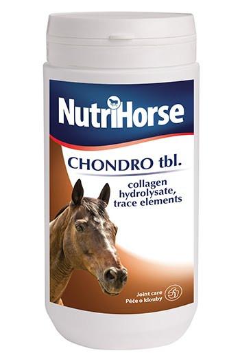 Витамины для суставов лошадей Nutri Horse Chondro 1 кг (в таблетках)