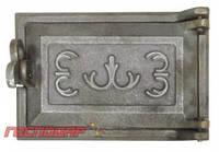 Господар  Дверка поддувальная 245*165 мм чугун, Арт.: 92-0376