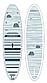 "SUP доска Gladiator SEAL 10'8"" x 34'' x 6'', 26psi, 2020, фото 3"