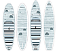 "SUP доска Gladiator SEAL 10'8"" x 34'' x 6'', 26psi, 2020, фото 2"